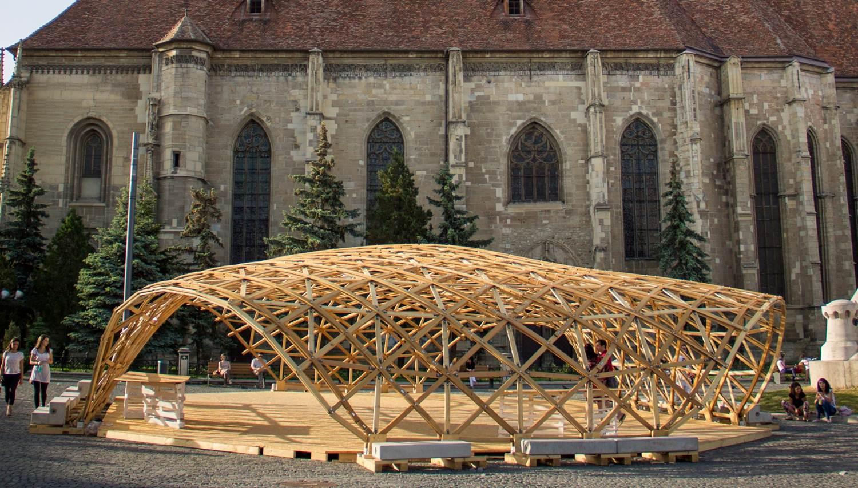Clujul a devenit pentru trei zile capitala arhitecturii transilvănene