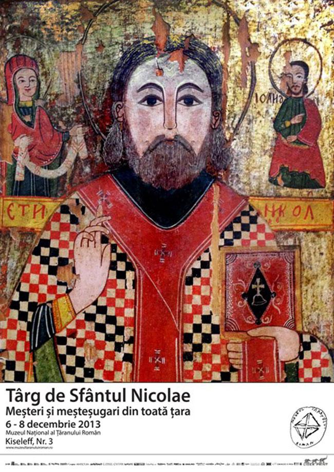 Târg de Sfântul Nicolae la Muzeul Național al Țăranului Român