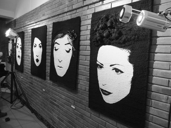 Expoziția anuală studențească de tapiserie UAD Cluj-Napoca
