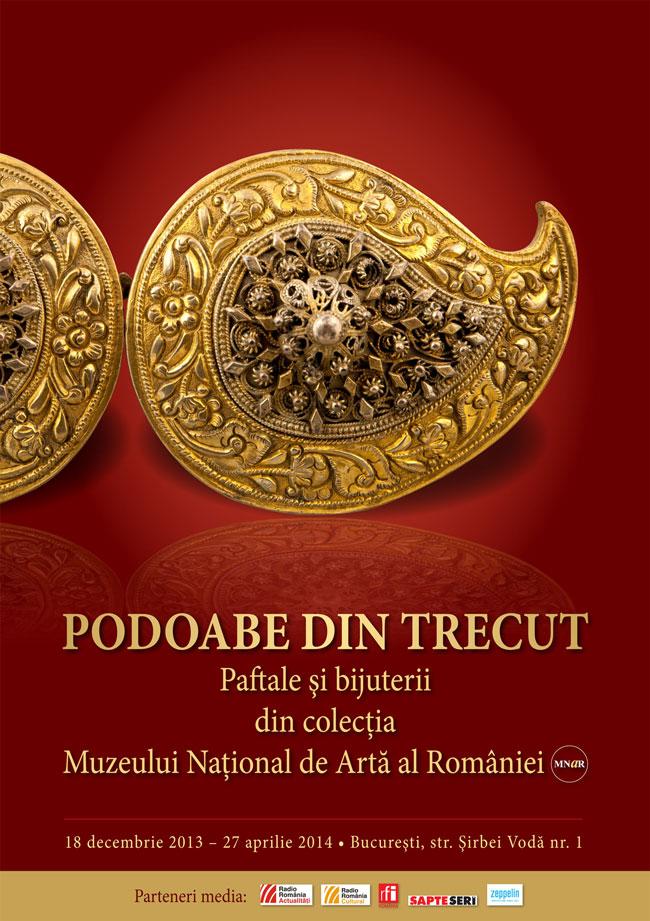 """""""Podoabe din trecut"""" @ Muzeul Naţional de Artă al României"""