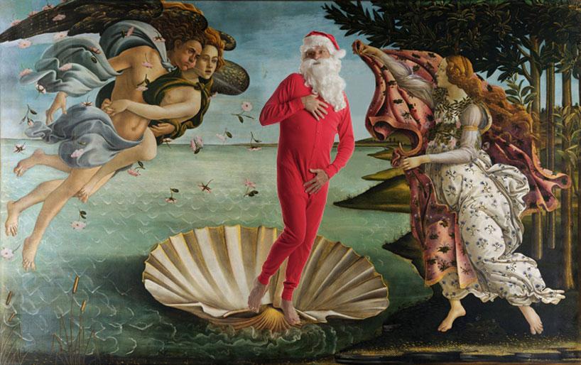Santa Classics featuring Ed Wheeler
