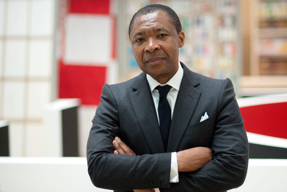 Okwui Enwezor appointed as director of the Visual Arts Sector for the 56th Biennale di Venezia