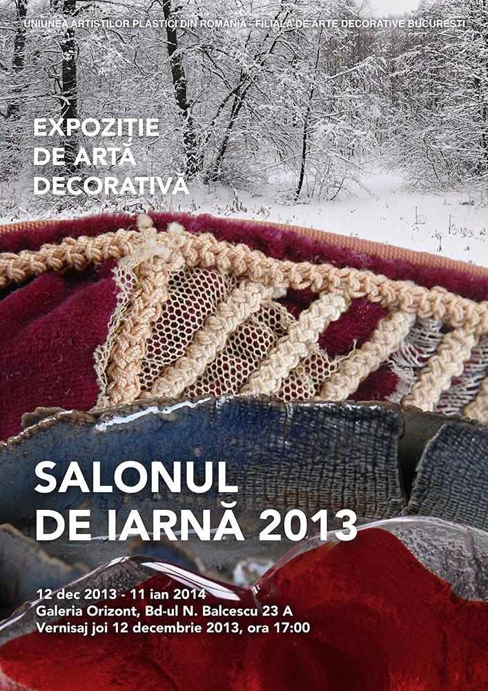 Arte Decorative – SALONUL DE IARNĂ 2013