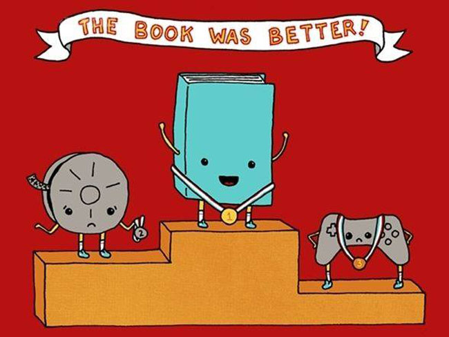 The book was better!