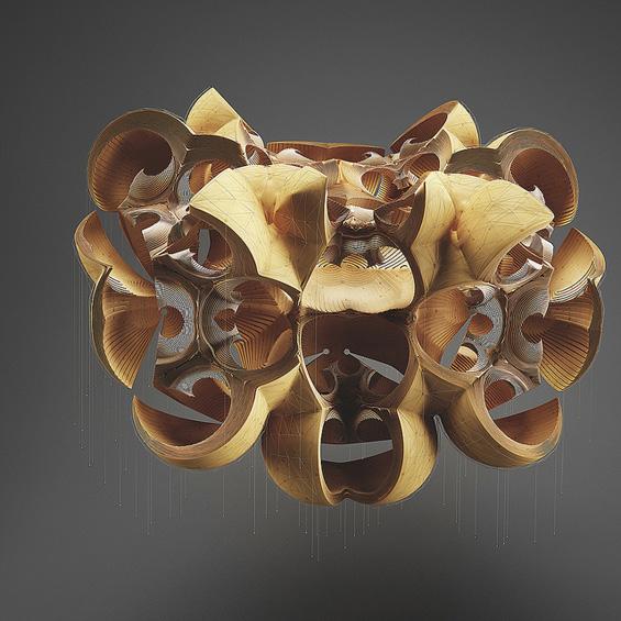 Deskriptiv's Remarkable 3D-Printed Sculptures