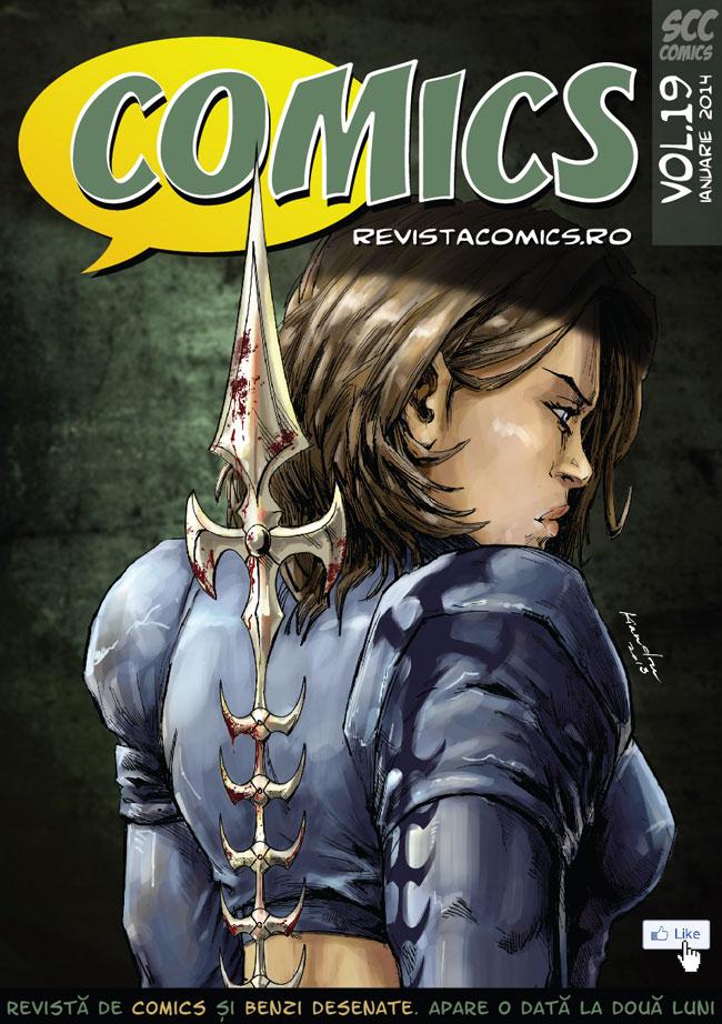 Revista COMICS nr.19 (ianuarie 2014)
