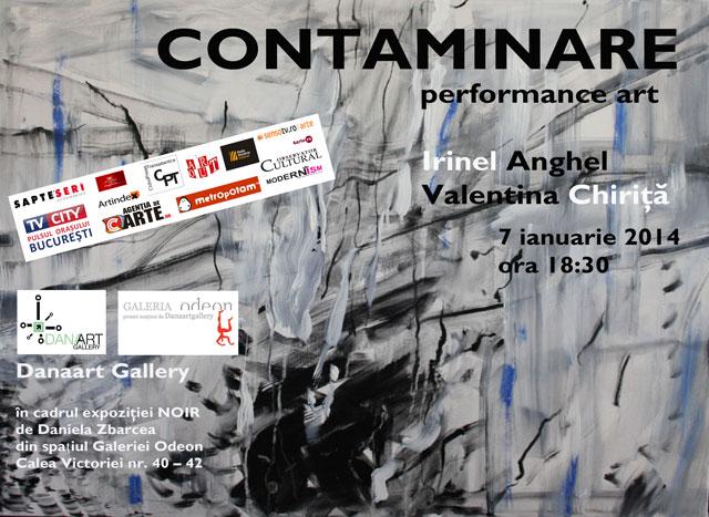 Contaminare @ Galeria Odeon, București
