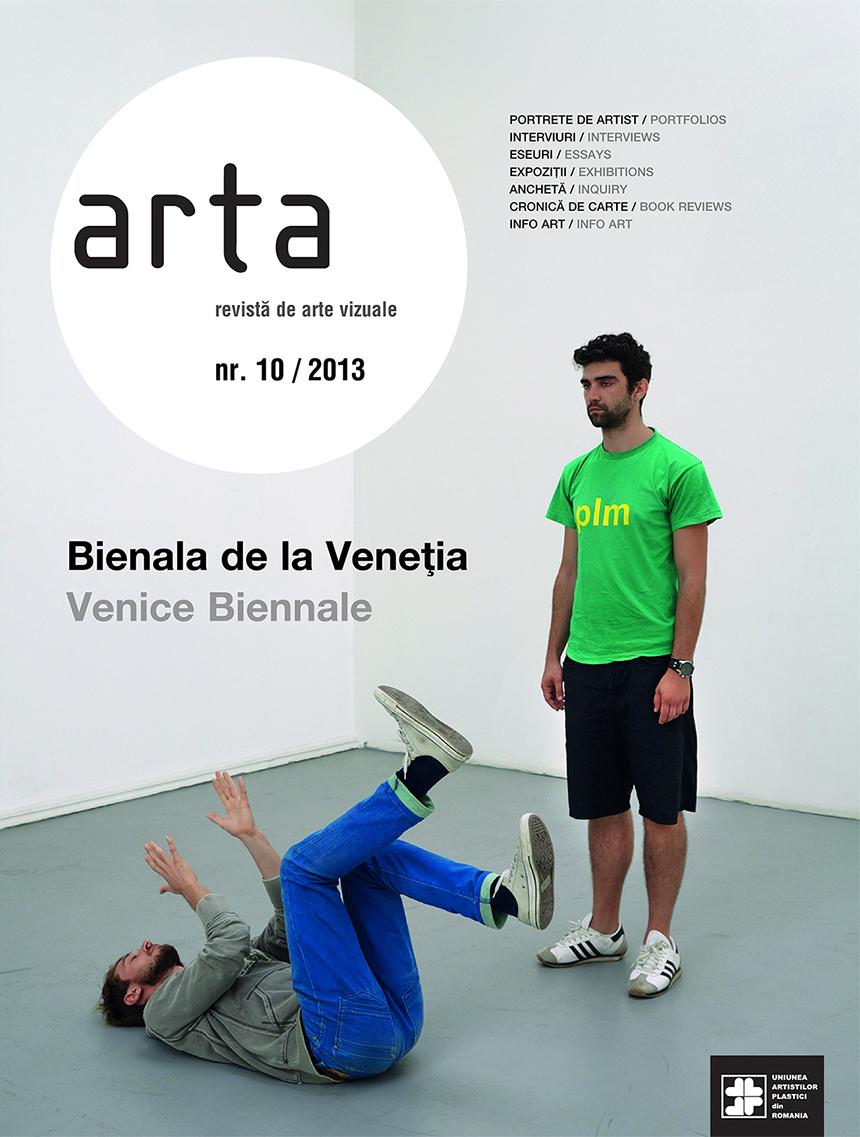 A apărut revista ARTA nr.10