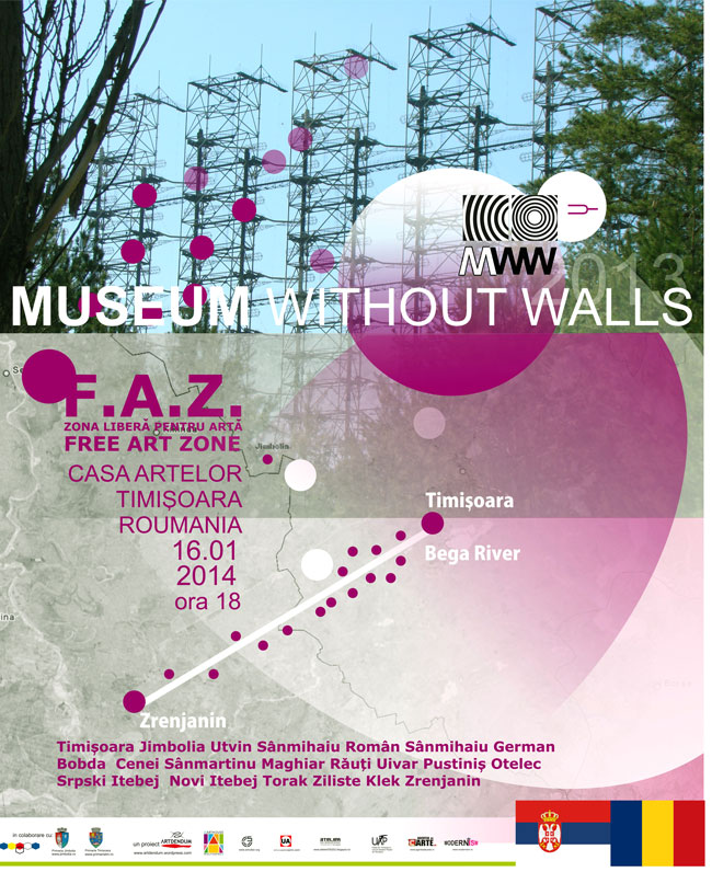 "Expoziția ""Museum Without Walls"" @ Casa Artelor – Timișoara"