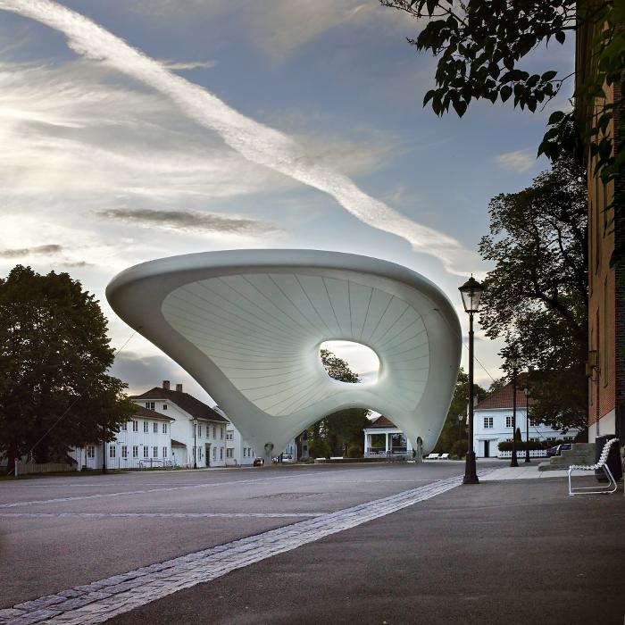Arhitectura norvegiană contemporană în România / Contemporary Norwegian Architecture in Romania @ Asociația Zeppelin și MNAC