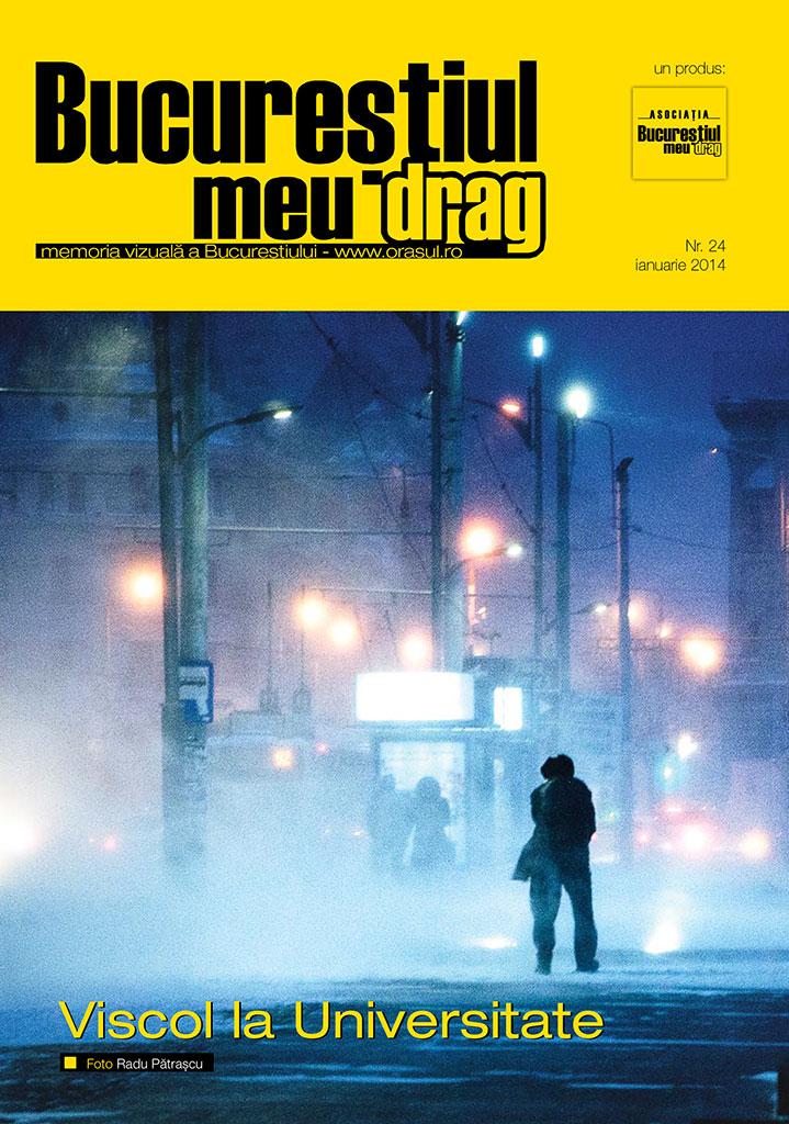 """Numărul 01/2014 al Revistei """"Bucureștiul meu drag"""" vă așteaptă să-l răsfoiți"""