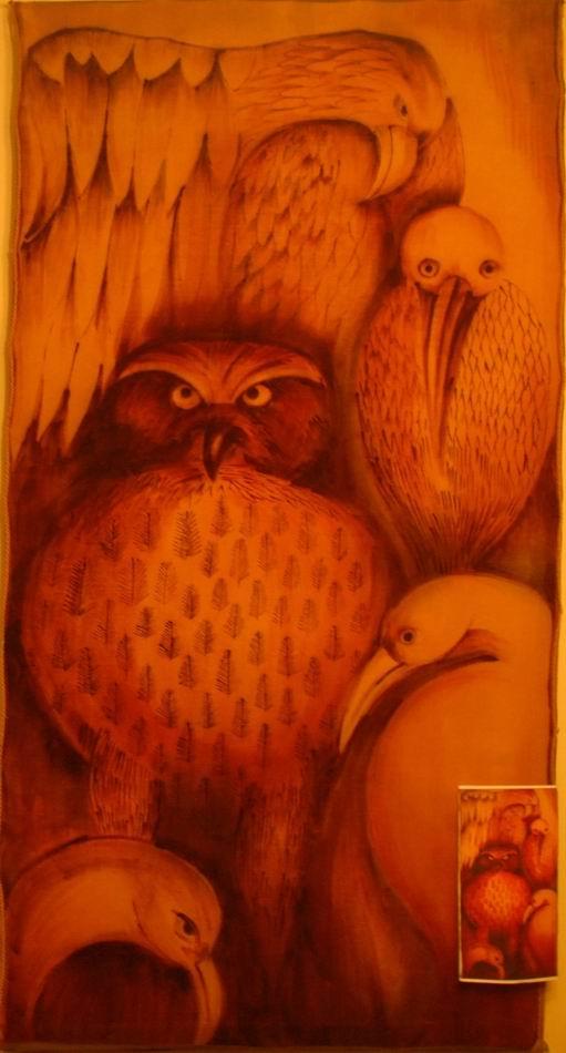 ŞTEFANIA PĂUN – expozitie de arta decorativa