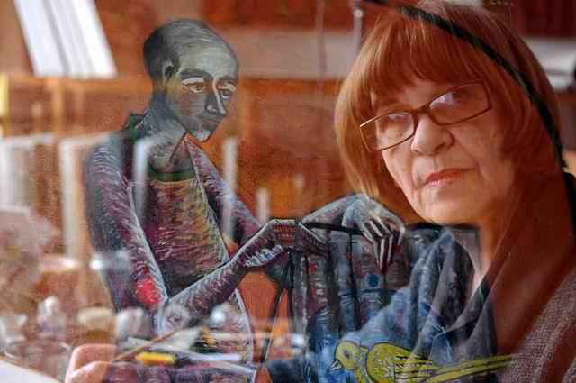 Ruxandra Ilfoveanu – portrete din mers