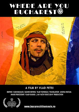 """""""București, unde ești?"""" in premiera mondială la Festivalul de film de la Rotterdam"""