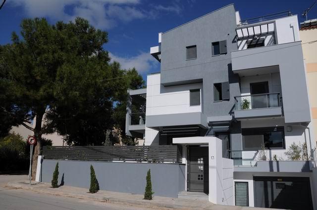 La Atena cu arhitectul Kostas Pitsios
