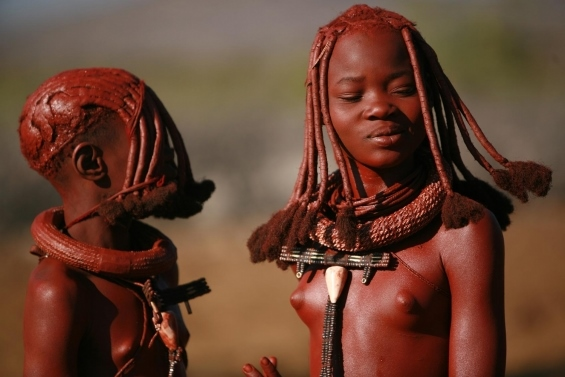 Dori Caspi Captures The Personal And Intimate Moments Of Disappearing African Tribes