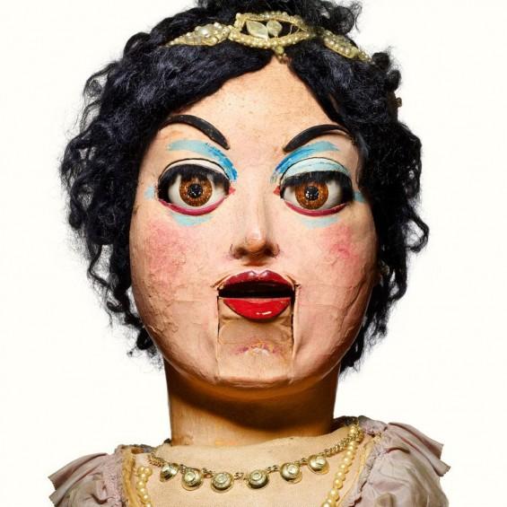 Matthew Rolston Creates Human-Like Portraits Of Ventriloquist Dummies