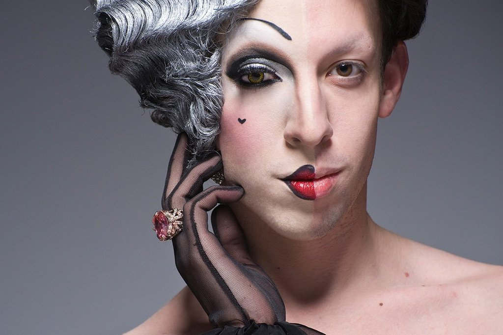 Photographs Reveal Before And After Transformations Of Drag Queens