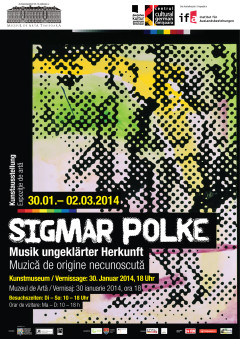 """""""Sigmar Polke – Muzică de origine necunoscută"""" @ Centrul Cultural German Timișoara"""