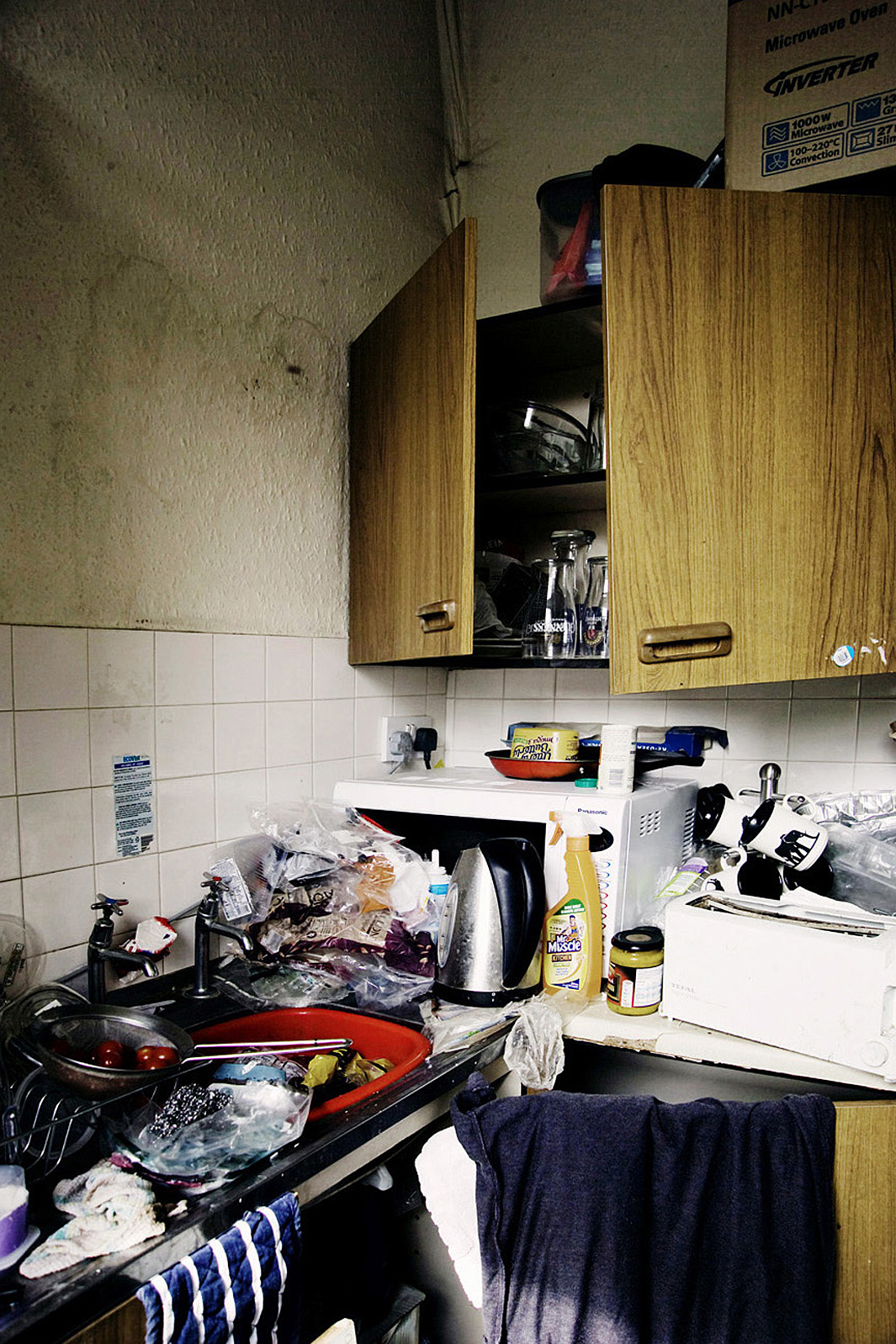 Kitchen, London.