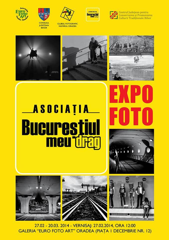 """Expoziţia artiştilor fotografi din Bucureşti in Galeria """"Euro Foto Art"""" din Oradea"""