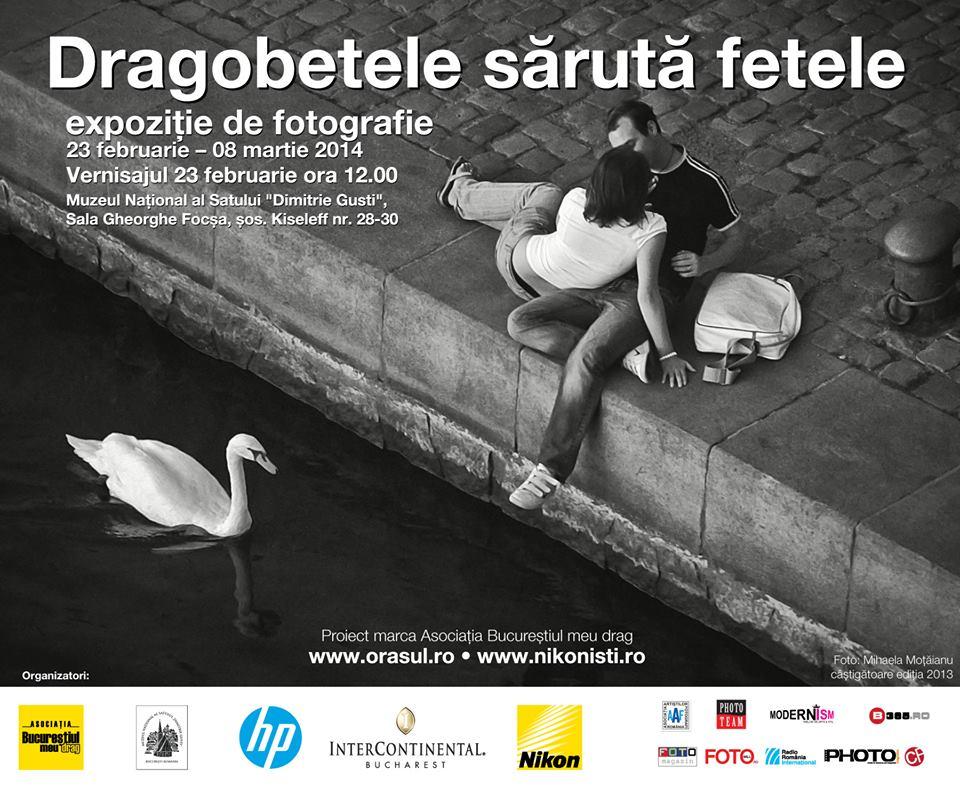 """Dragobetele sărută fetele – expoziție de fotografie @ Muzeul Național al Satului """"Dimitrie Gusti"""", București"""