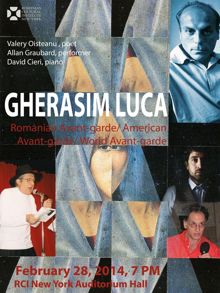 AFIS Gherasim Luca