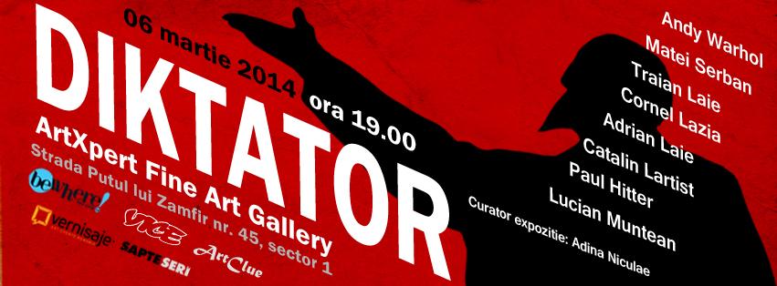 DIKTATOR @ ArtXpert Fine Art Gallery