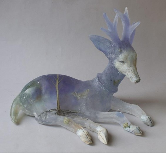 Christina Bothwell's Fantastical Glass Creatures