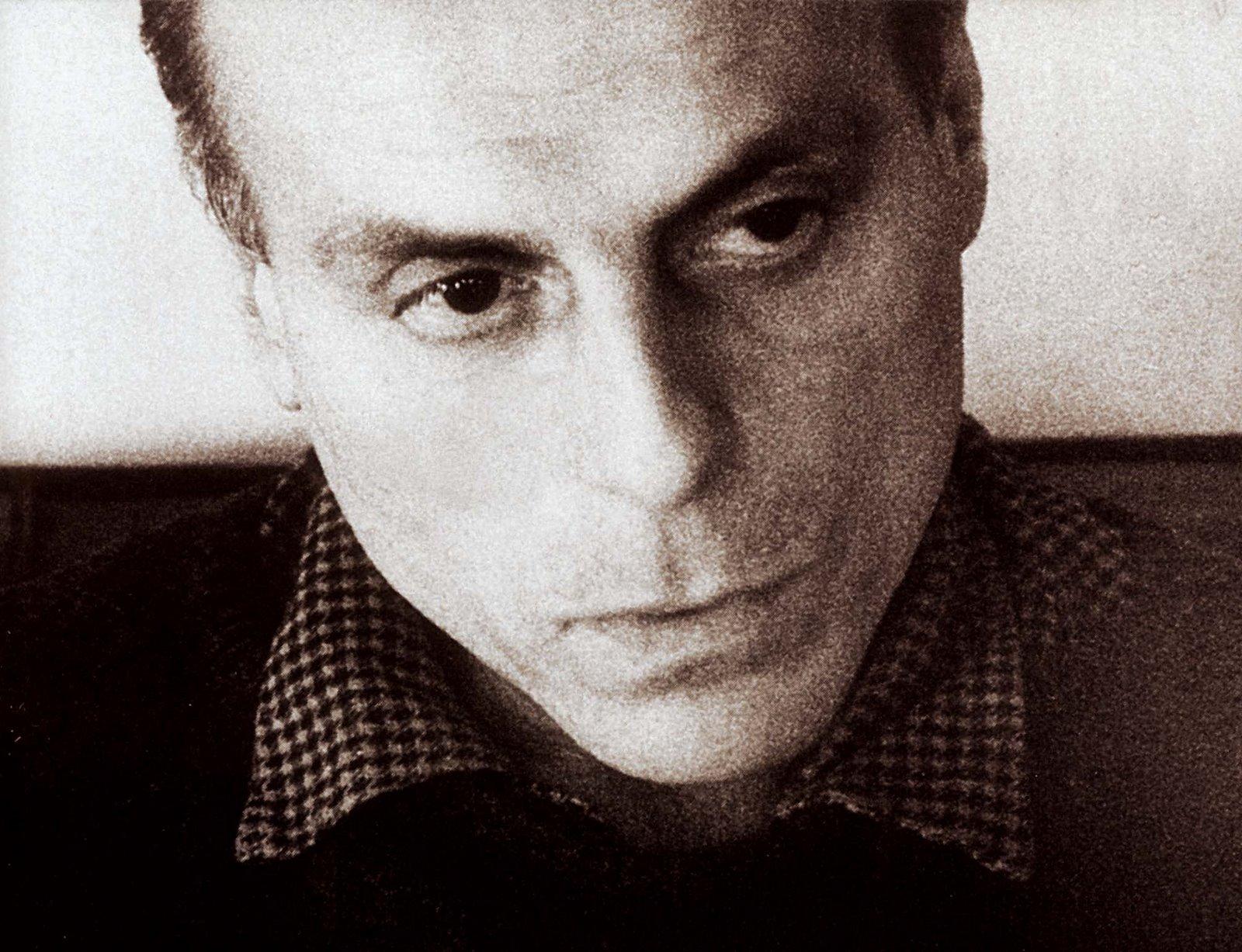 """Gherasim Luca, """"Sfântul"""" Avangardei, sărbătorit la ICR New York"""