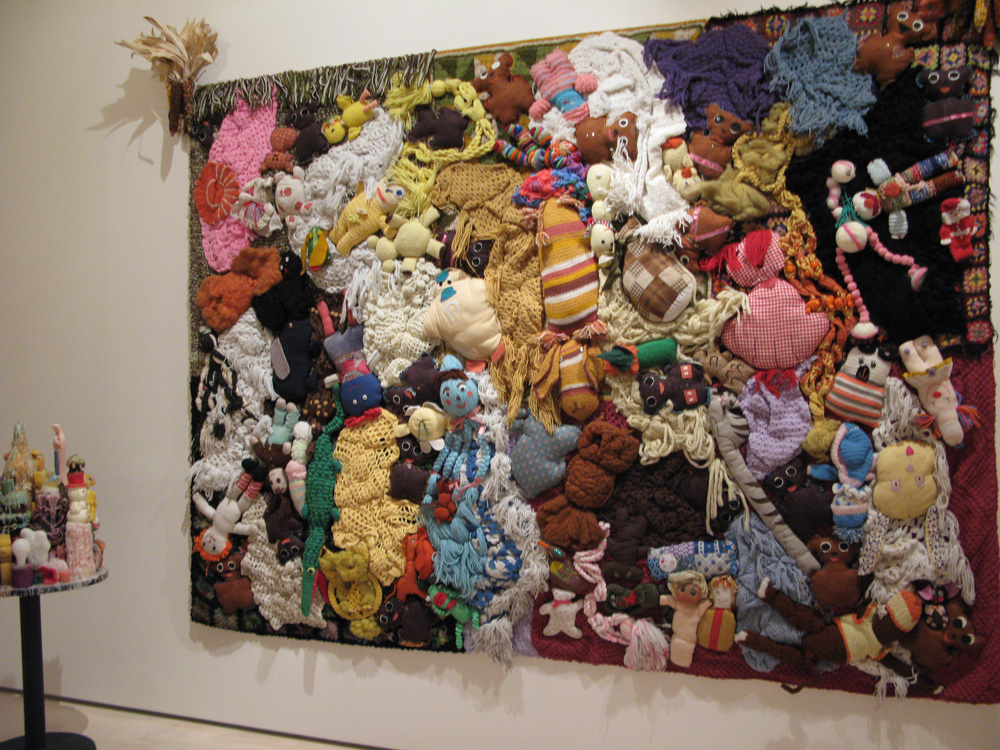 MIKE KELLEY @ MoMA