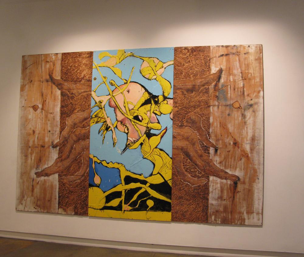 """Michael Zansky """"A Vocation on Mars with God"""" @ STUX Gallery, NY"""