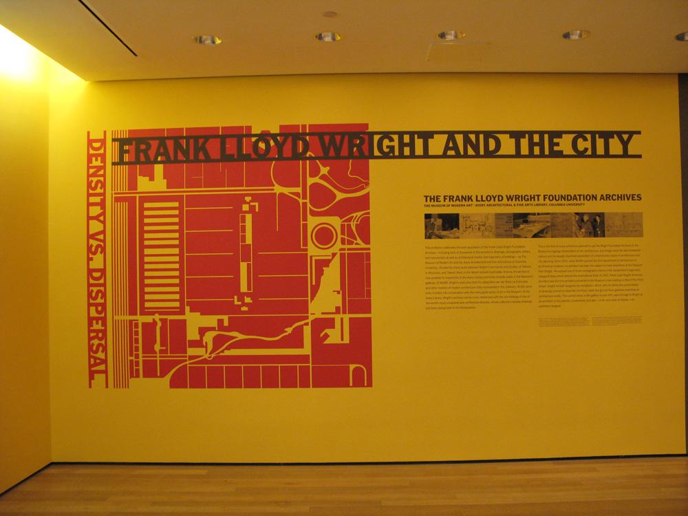 MoMA – Frank Lloyd