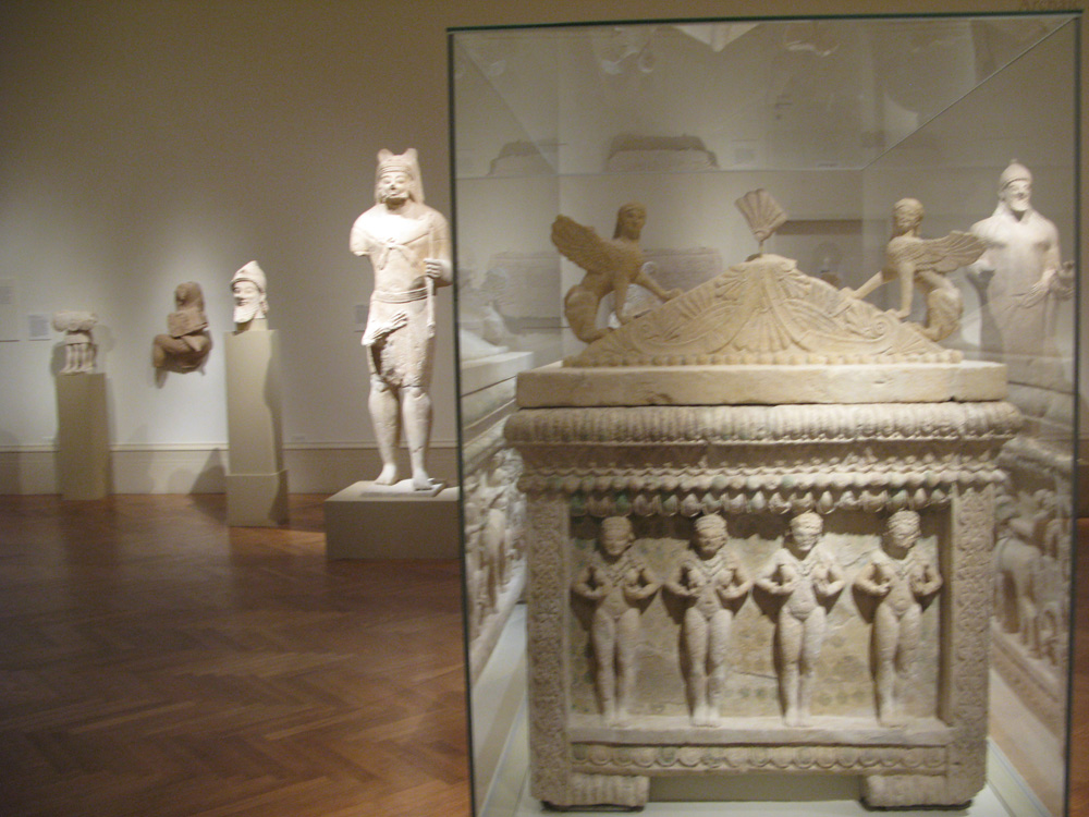 Archaic Art from Cyprus