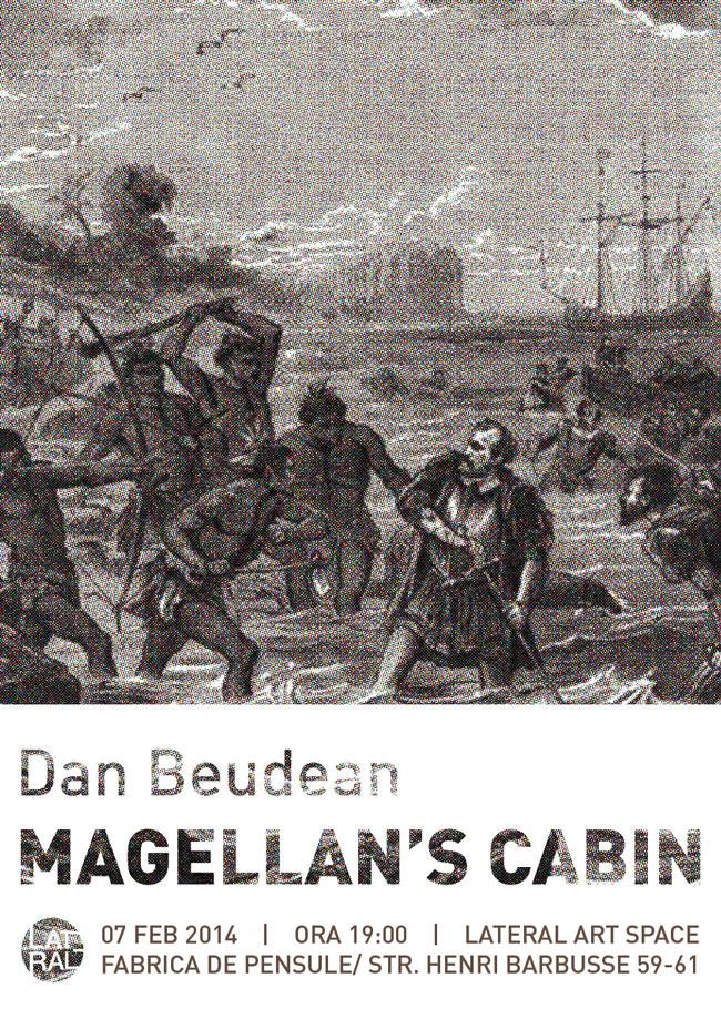 "Dan Beudean, ""Magellan's Cabin"" @ Lateral Art Space, Fabrica de Pensule, Cluj-Napoca"