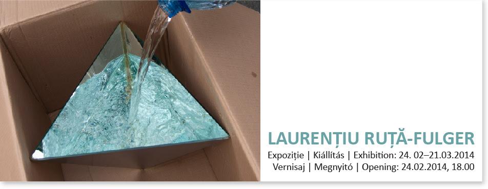 Laurențiu RUȚĂ-FULGER @ Galeria Quadro, Cluj
