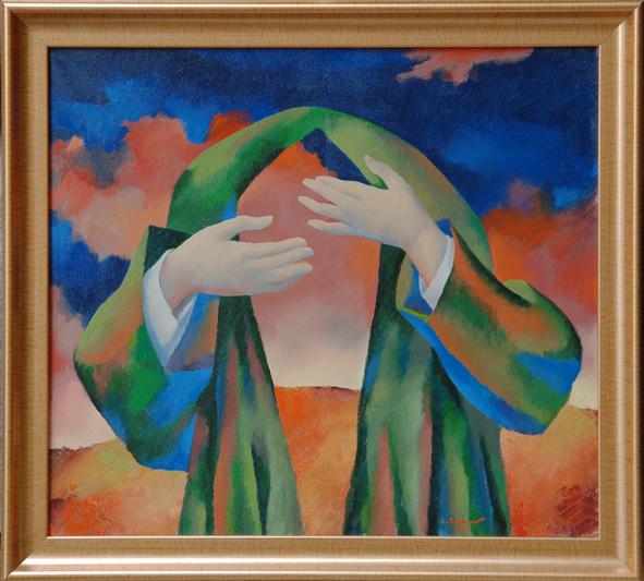 """""""Lucrarea lunii februarie 2014"""" @ Muzeul Judeţean de Artă «Centrul Artistic Baia Mare»"""