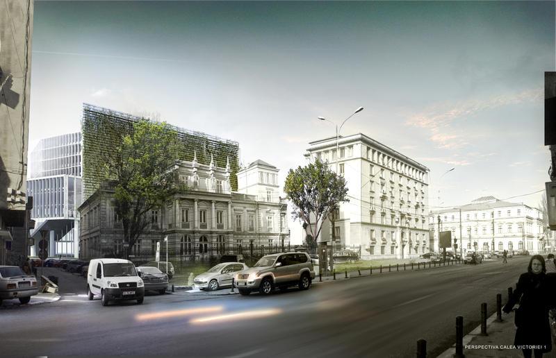 Poziţia Ministerului Culturii cu privire la situația Palatului Ştirbei