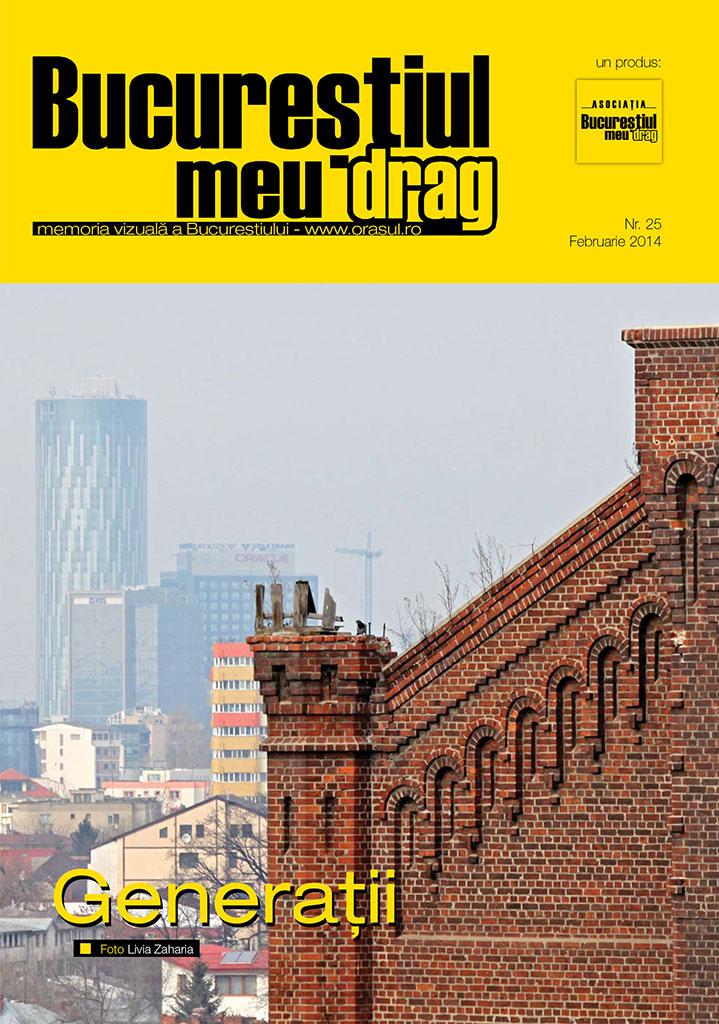"""Numărul 02/2014 al Revistei """"Bucureștiul meu drag"""" vă așteaptă să-l răsfoiți"""