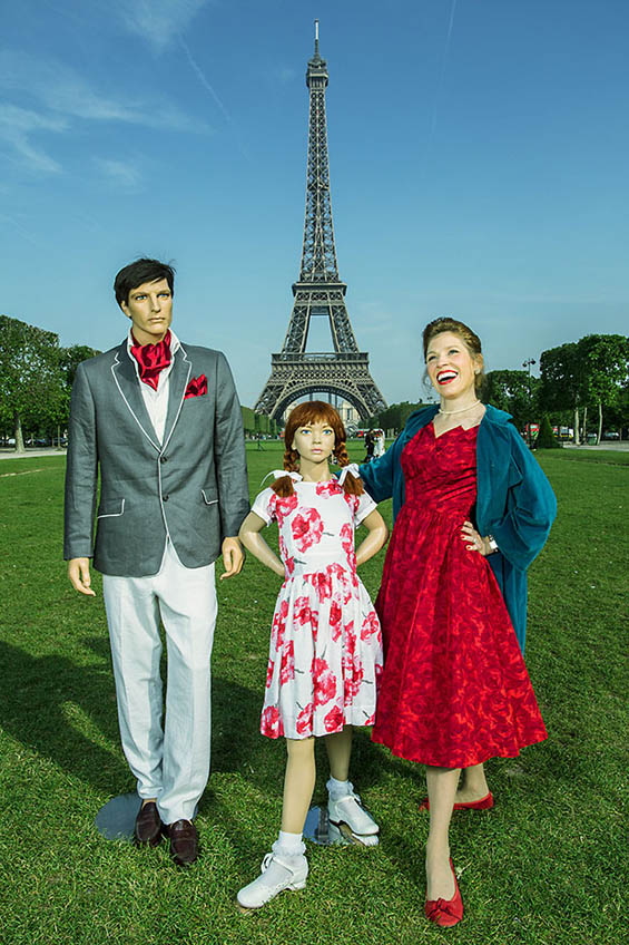 Suzanne Heintz Photographs the American Dream With Her Mannequin Family