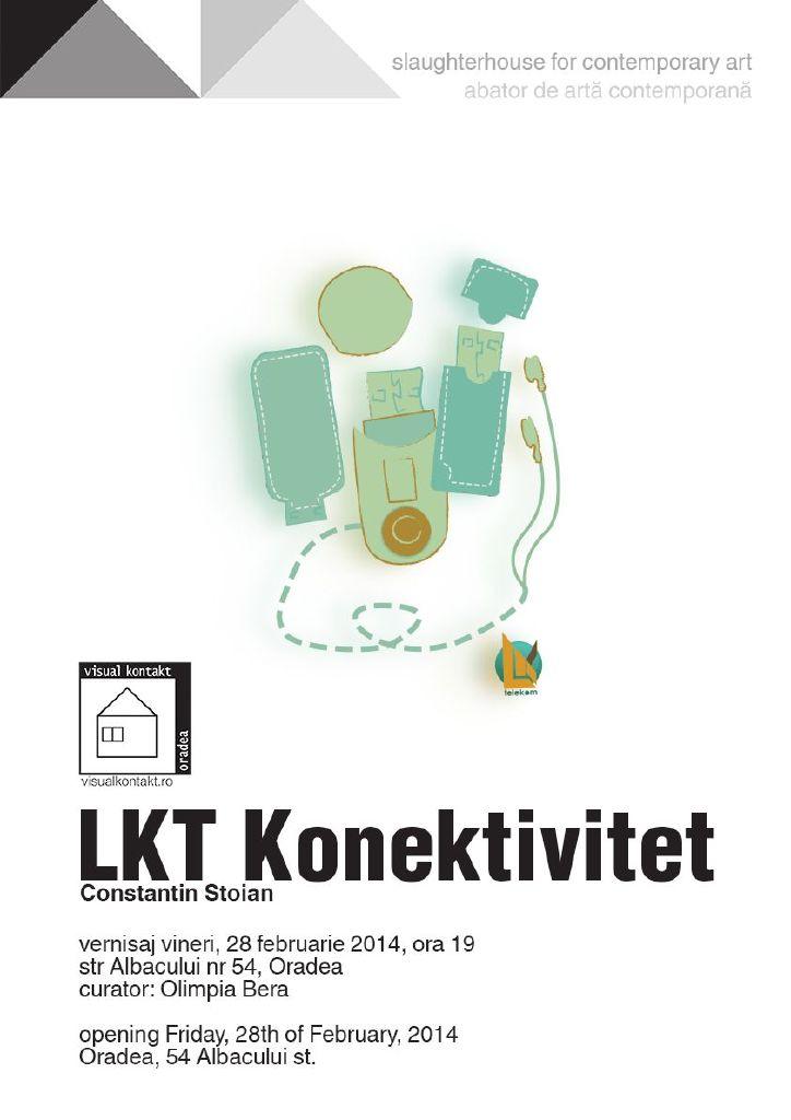 """Constantin Stoian, """"LKT Konektivitet"""" @ Visual Kontakt, Oradea"""