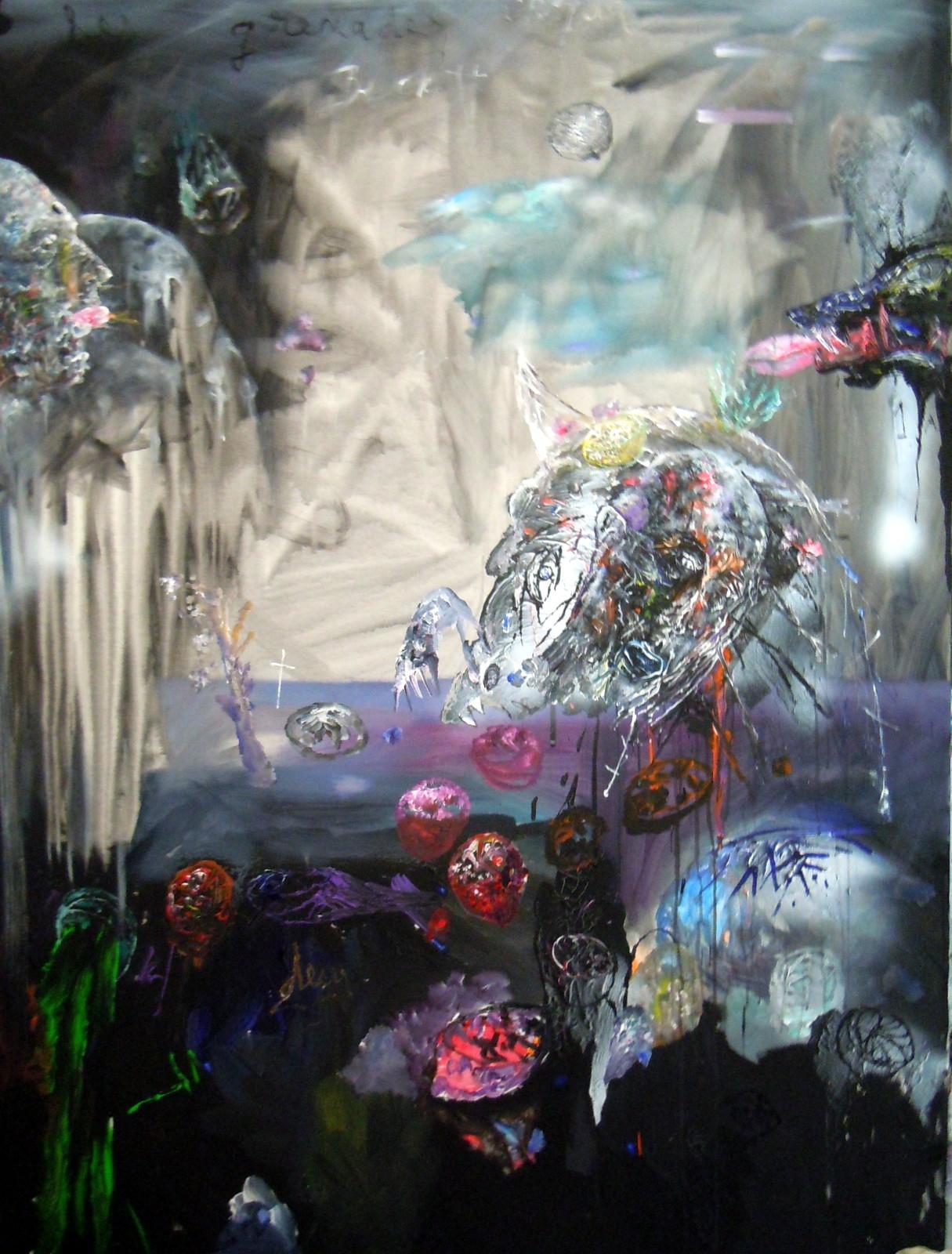 """""""CON-TEMPO"""" @ galeria Fiveplus Fine Arts din Viena"""