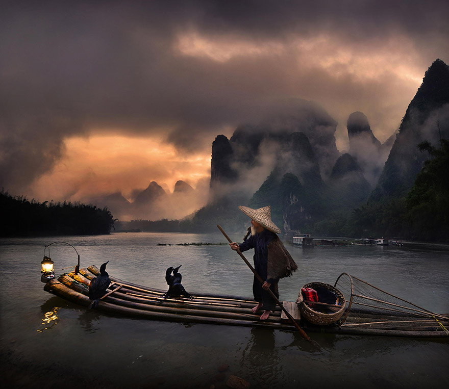 Catching The Light In Asia: Breathtaking Photography By Weerapong Chaipuck