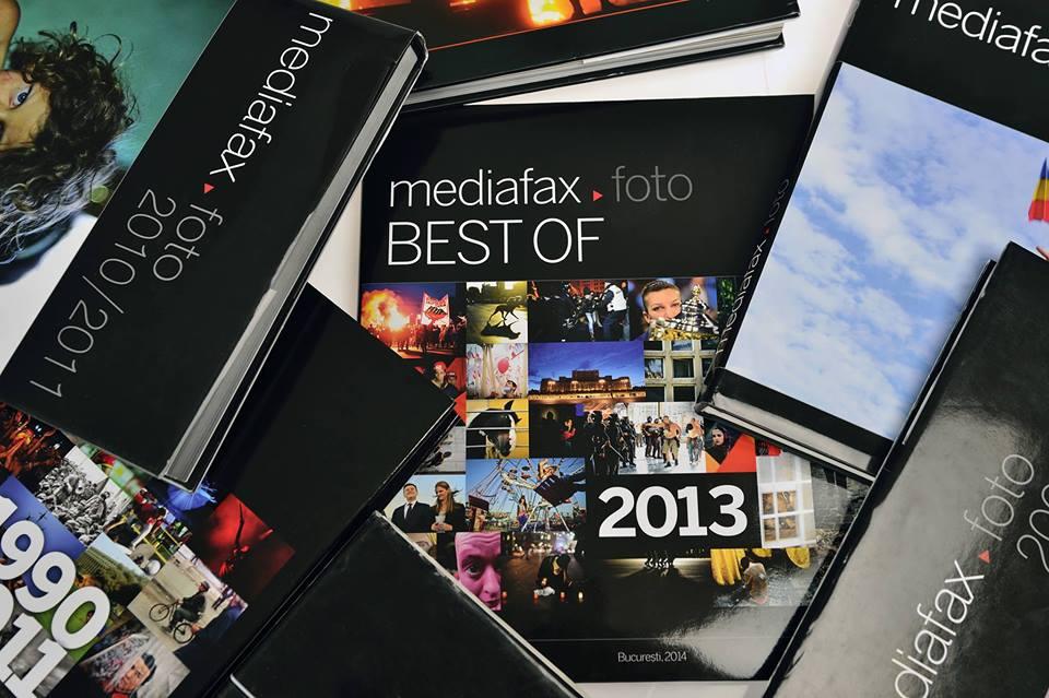 """Lansarea albumului Mediafax Foto """"Best of 2013"""""""