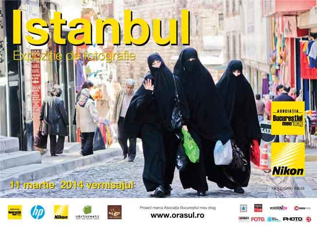 Istanbul – expoziție de fotografie @ Café Verona, Cărturești, București
