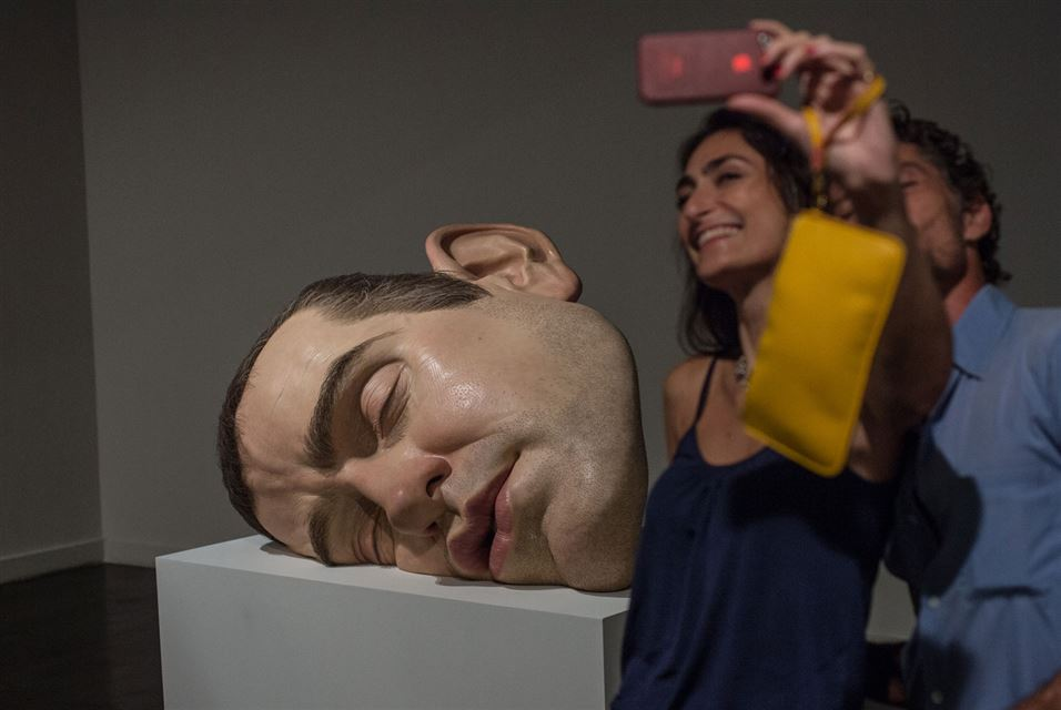 Ron Mueck (5)