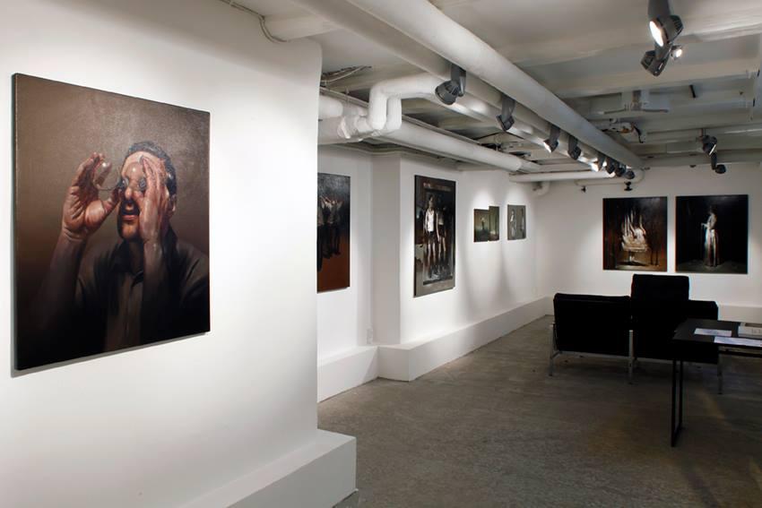 Solo show Radu Belcin, Unfulfilled hopes @ Oxholm Gallery, Copenhagen (9)