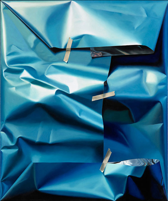 Yrjo Edelmann's Amazingly Realistic Paintings Of packages