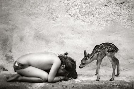 Alain LaBoile's Poignant Images Catalog Childhood Abandon