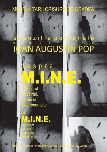 Ioan Augustin Pop – despre M.I.N.E. @ Oradea